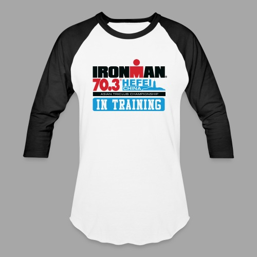 70.3 Hefei In Training Men's Baseball T-shirt - Baseball T-Shirt