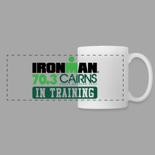 70.3 Cairns In Training Panoramic Mug - Panoramic Mug