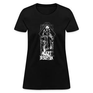 Womens Skelton Cross T-Shirt - Women's T-Shirt