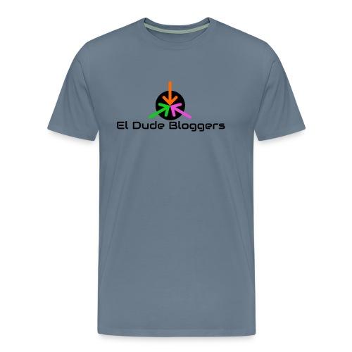 El Dude Bloggers Logo Men's Shirt - Men's Premium T-Shirt