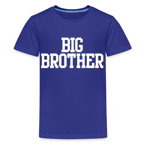 Big Brother TShirt - Kids' Premium T-Shirt