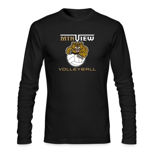 Men's MVHS VB Tee LS - Men's Long Sleeve T-Shirt by Next Level