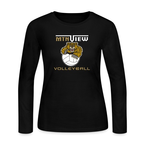 Women's MVHS VB Tee LS - Women's Long Sleeve Jersey T-Shirt