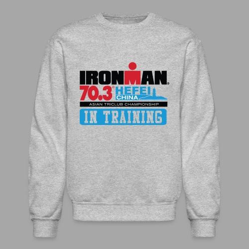 70.3 Hefei In Training Men's Crewneck Sweatshirt - Crewneck Sweatshirt