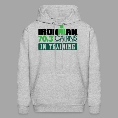 70.3 Cairns In Training Men's Hoodie - Men's Hoodie