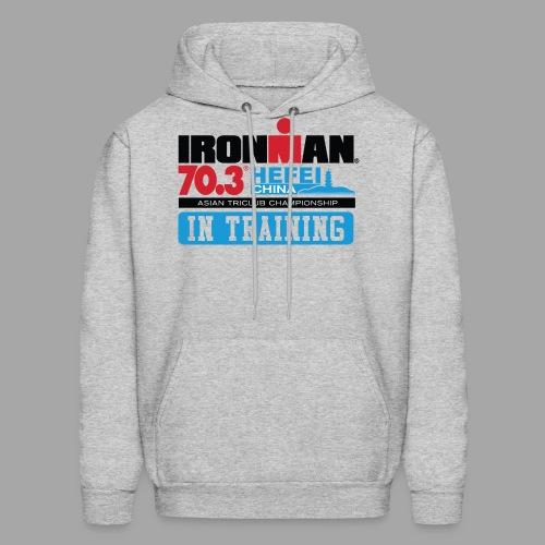 70.3 Hefei In Training Men's Hoodie - Men's Hoodie