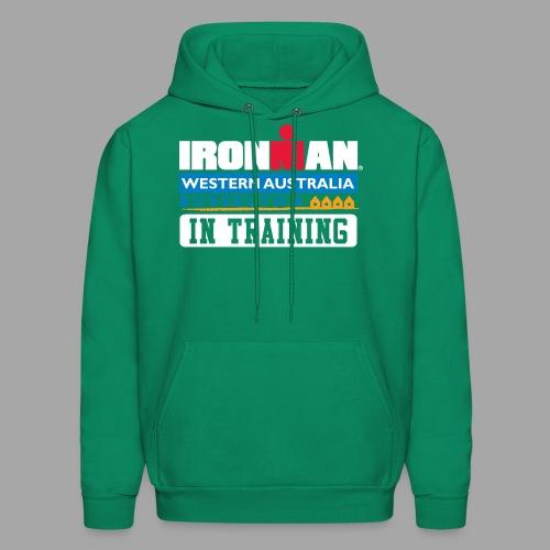 IM Western Australia In Training Men's Hoodie - Men's Hoodie
