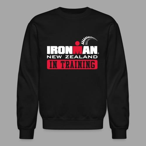 IM New Zealand In Training Men's Crewneck Sweatshirt - Crewneck Sweatshirt