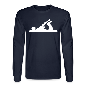 Handplane Long Sleeve T-Shirt - Mens - Men's Long Sleeve T-Shirt