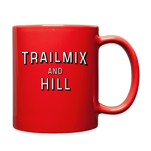 Trailmix And Hill Coffee Cup - Full Color Mug