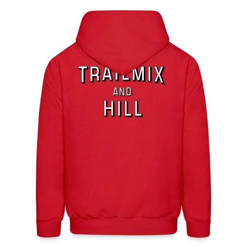 Trailmix And Hill Men's Hoodie - Men's Hoodie