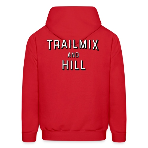 Trailmix And Hill Men's Hoodie - Men's Hoodie
