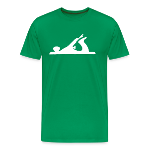 Handplane T-Shirt - Mens - Men's Premium T-Shirt