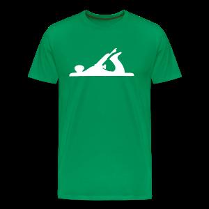 Handplane T-Shirt - Mens - Men's Premium T-Shirt