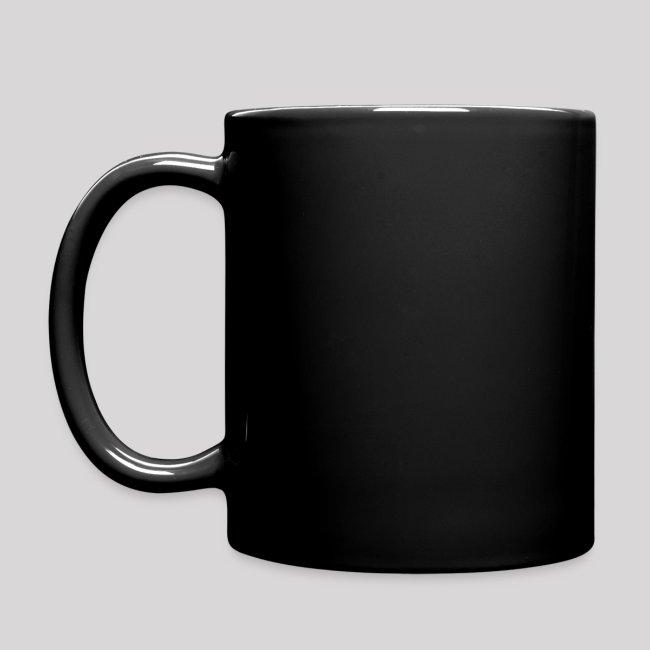 Black Ceramic Mug C.J. PINARD LOGO