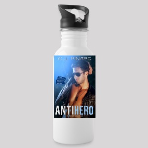 White Water Bottle ANTIHERO - Water Bottle