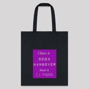 Tote Bag I HAVE A BOOK HANGOVER Purple/Purple - Tote Bag