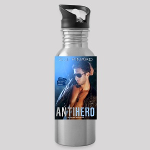 Metal Water Bottle ANTIHERO - Water Bottle