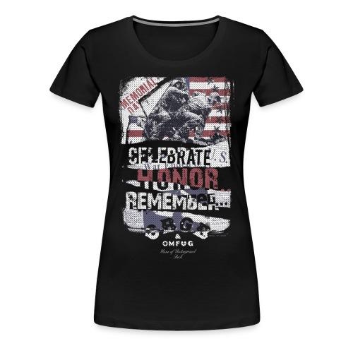 Remember (women) - Women's Premium T-Shirt