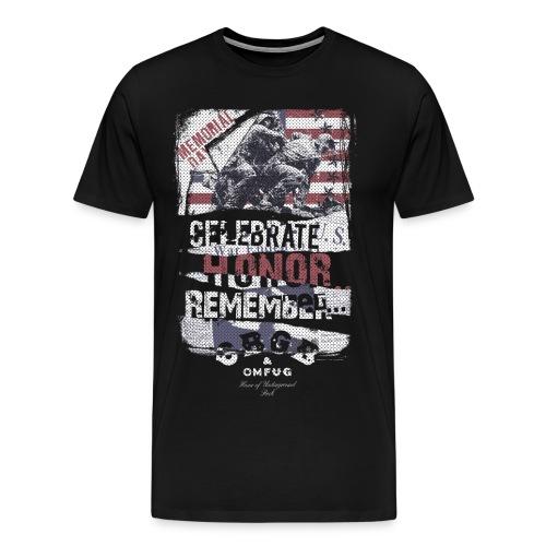 Remember - Men's Premium T-Shirt