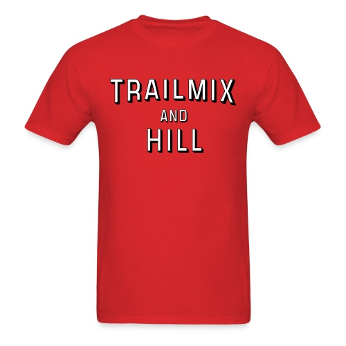 Trailmix And Hill Men's Tshirt - Men's T-Shirt