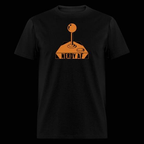 Nerdy AF Joystick Men's - Men's T-Shirt