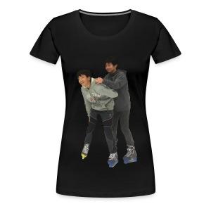 SKRUBS SHIRT FANTASTIC MR YANG/f - Women's Premium T-Shirt