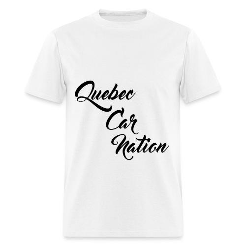 T-Shirt Quebec Car Nation - Men's T-Shirt