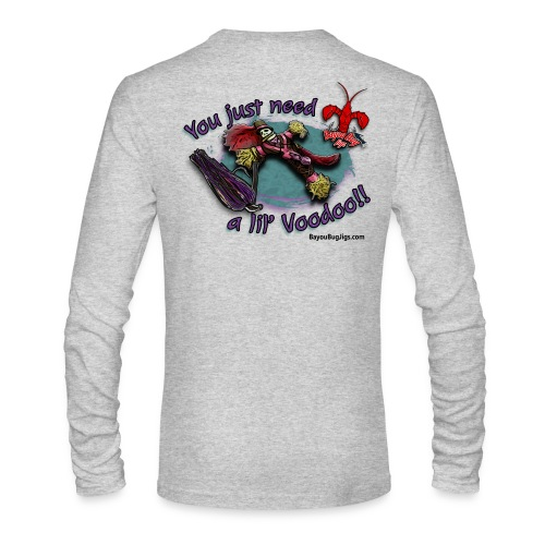 Voodoo (long sleeve) - Men's Long Sleeve T-Shirt by Next Level