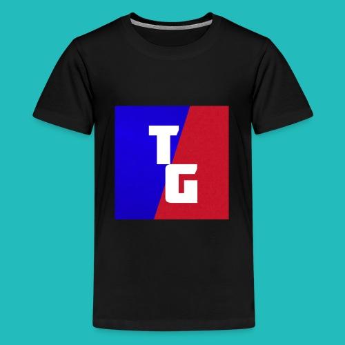 TG Kids shirt - Kids' Premium T-Shirt