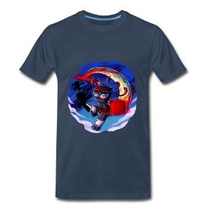 Crescent Moon - Men's Premium T-Shirt