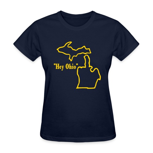 Hey Ohio - Women's T-Shirt