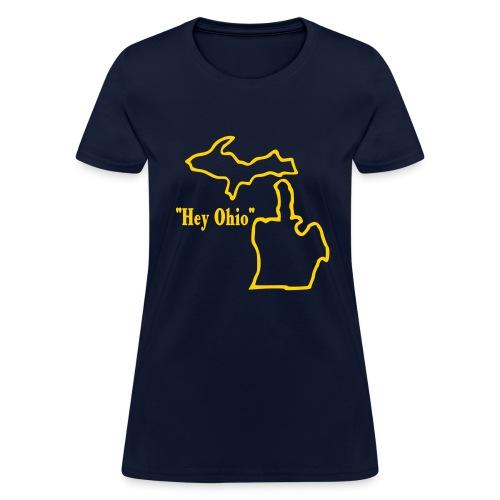 Hey Ohio - Women's T-Shirt