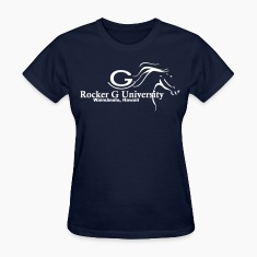 Rocker G University Horse Women's T-shirt