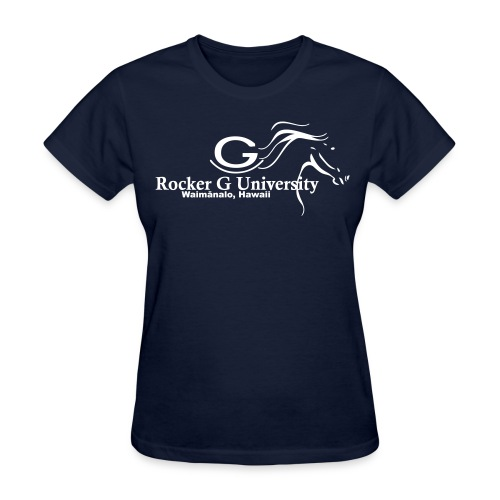 Rocker G University Horse Women's T-shirt - Women's T-Shirt