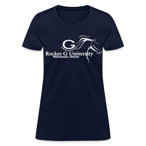 Rocker G University Horse Women's T-shirt - Women's T-Shirt