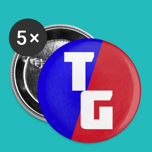 TG Button pins - Large Buttons