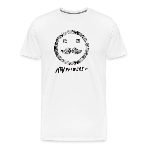 Obsession White T-Shirt - Men's Premium T-Shirt