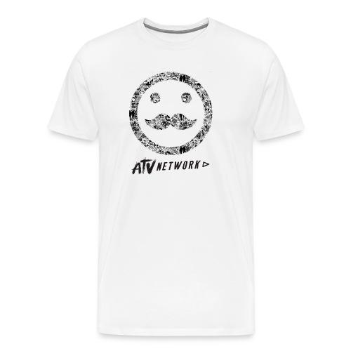 Obsession White T-Shirt - Men's Premium T-Shirt