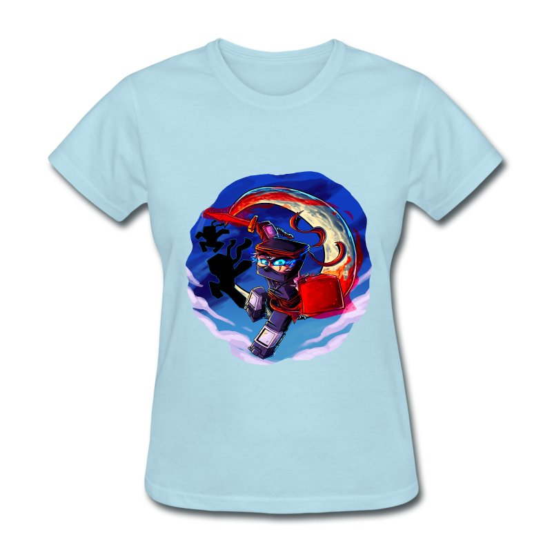 Crescent Moon - Women's T-Shirt