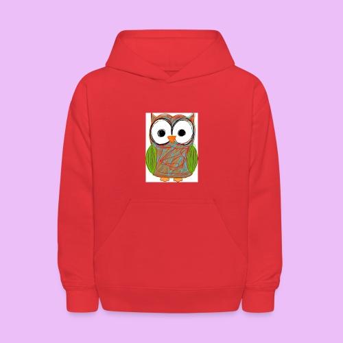 Best Day Ever Owl Children's Hoodie - Kids' Hoodie