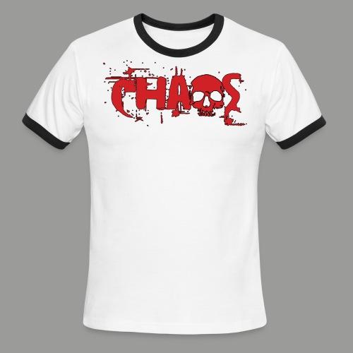 Chaos Ringer - Men's Ringer T-Shirt