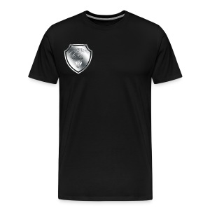 TheEagleProject Badge T-Shirt - Men's Premium T-Shirt