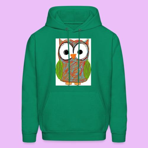Best Day Ever Owl Men's Hoodie  - Men's Hoodie
