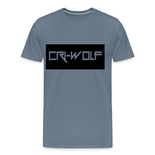 Cri~Wolf Nation - Men's Premium T-Shirt