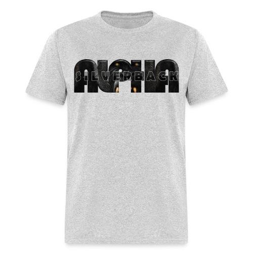 Alpha Silverback - Men's T-Shirt