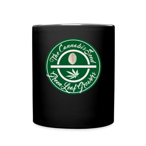 The Cannabis Seed coffee/tea mug - Full Color Mug