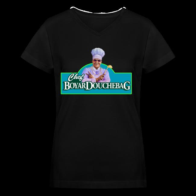 Chef BoyarDouchebag (women)