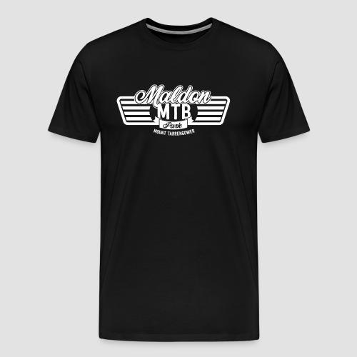 Maldon MTB Park (no back print) - Men's Premium T-Shirt