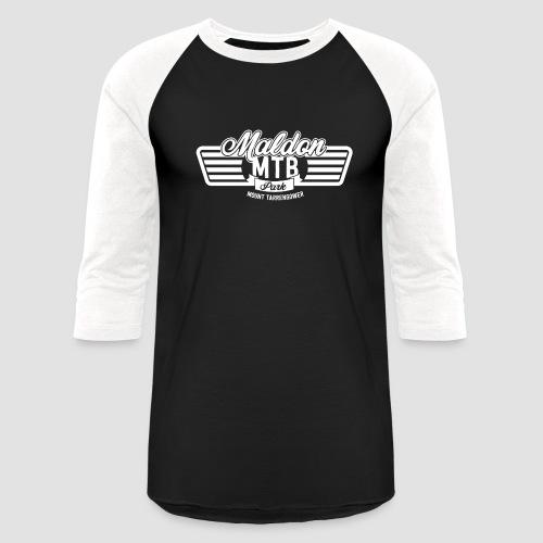 Maldon MTB Park Baseball Tee - Baseball T-Shirt